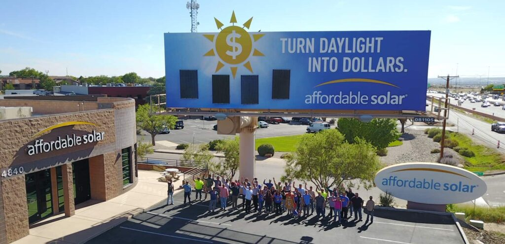 Albuquerque Affordable Solar Installation Headquarters Team Careers