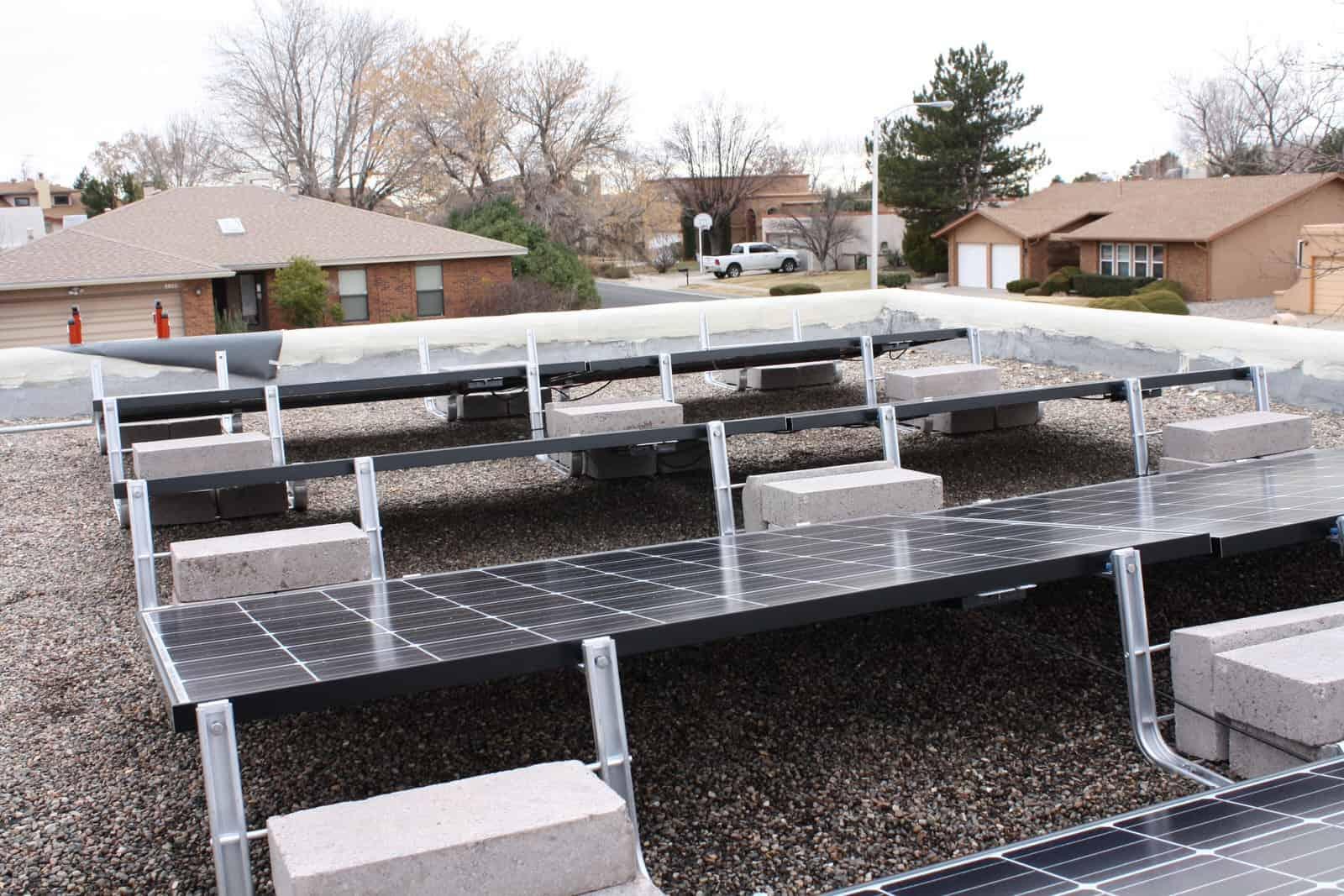 roof panel solar
