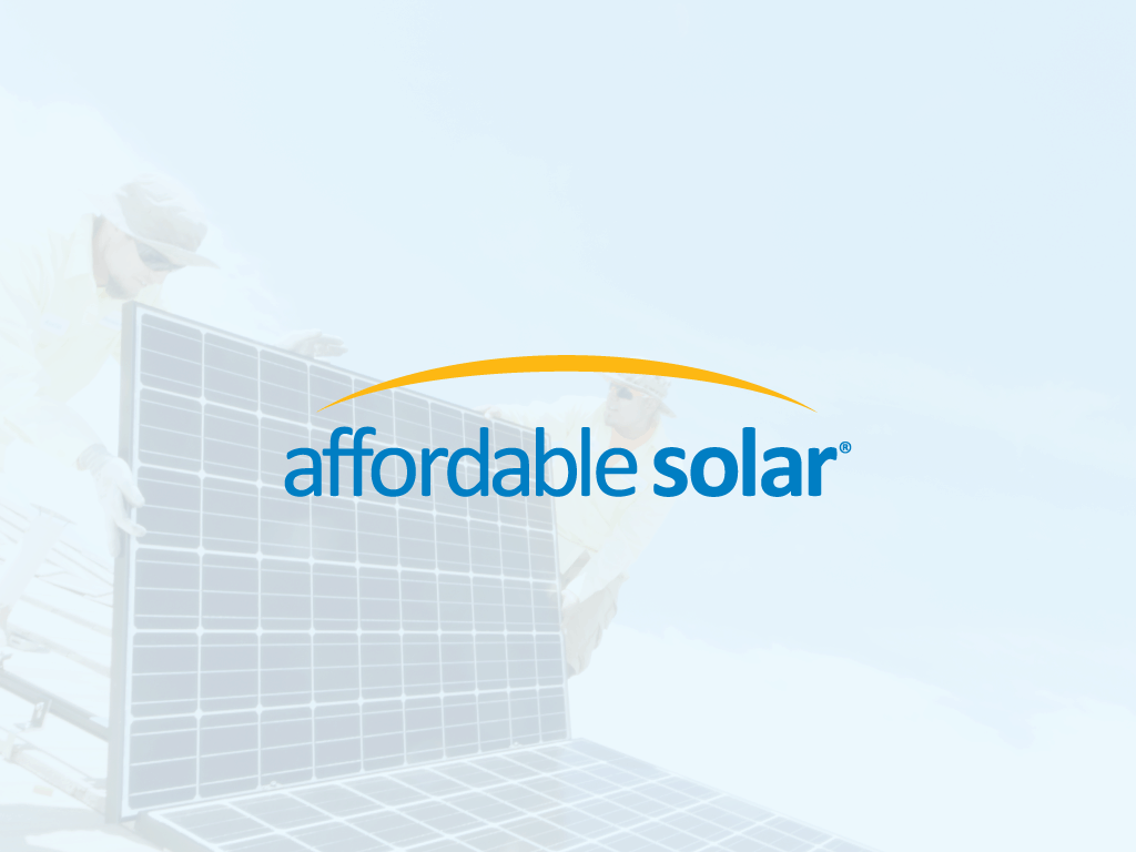 Affordable Solar is Albuquerque and the surrounding area's most trusted solar company.
